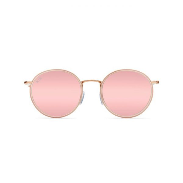 Kapten and Son Sunglasses - Amsterdam All Pink Mirrored